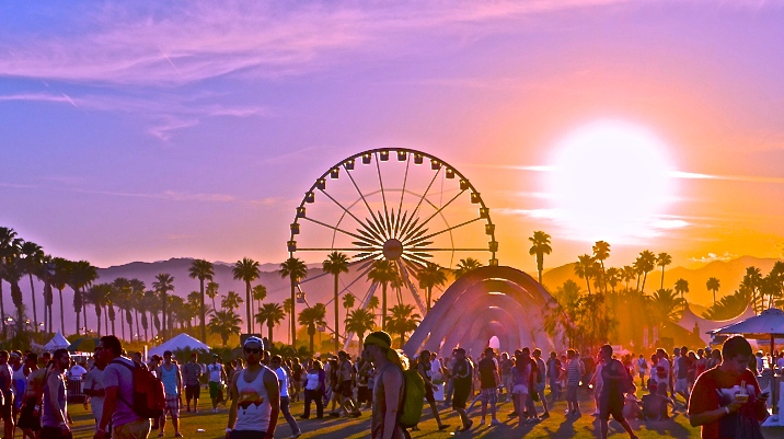 Check Out This Hilarious Neural Network-Generated Coachella Lineup